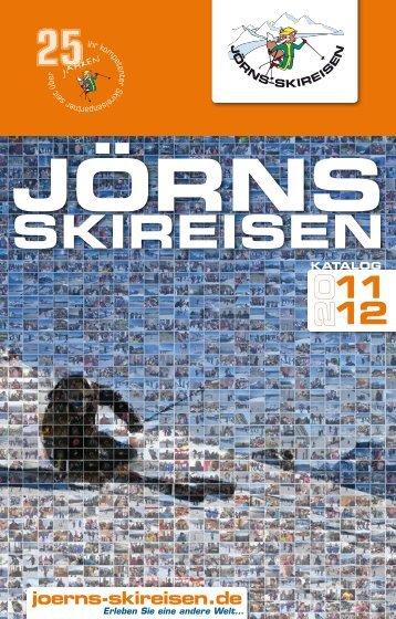 Katalog - Jörns Skireisen