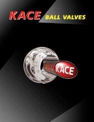 BALL VALVES - KACE Valves