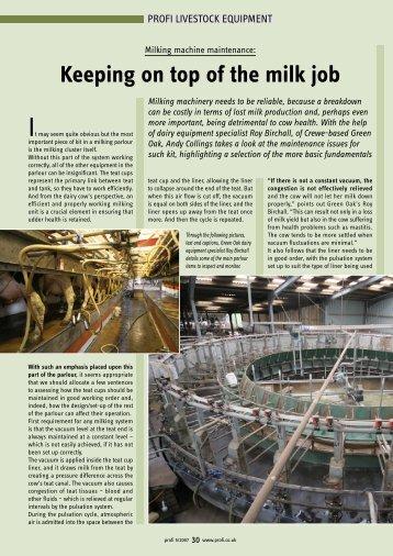 Profi Press Release Jun 2007 - Greenoak UK