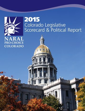 NARAL Scorecard 2015
