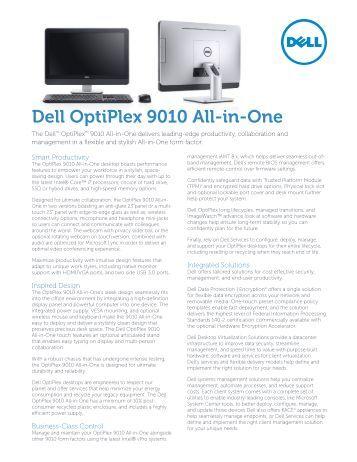 dell? oPtiPlex? 780