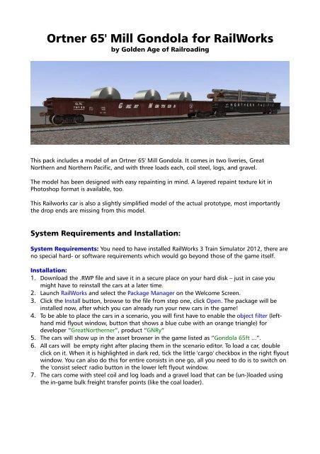 Railworks Repaints
