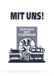 Partner der Feuerwehr - Kreisfeuerwehrverband Fritzlar-Homberg