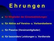 E hrungen - Kreisfeuerwehrverband Fritzlar-Homberg