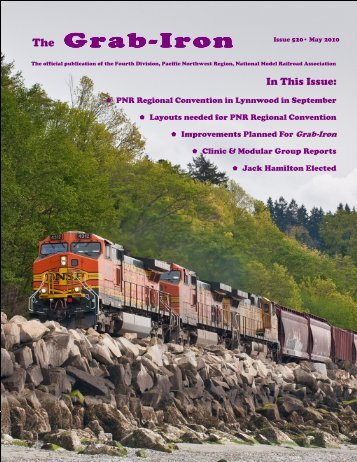 May 2010 - the 4th Division • PNR • NMRA
