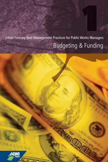 Budgeting & Funding - American Public Works Association