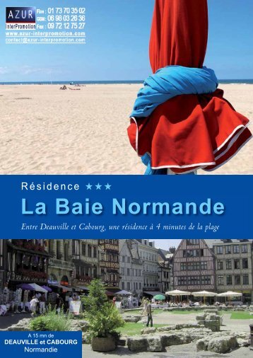 La Baie Normande - Azur InterPromotion