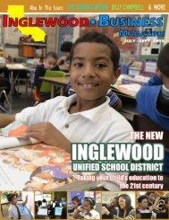 Inglewood Business Magazine  July-Sept