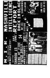 No. 21 - Nashville80srock.net