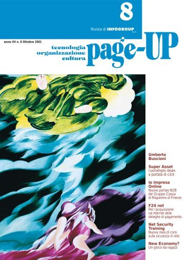 page-Up vol. 8 - Infogroup
