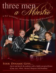 Four Dynamic Guys..... - Alkahest Artists & Attractions