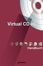 Virtual CD v6 - H+H Software GmbH