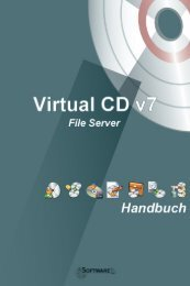 Virtual CD v7 File Server - H+H Software GmbH