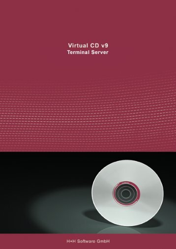 Virtual CD v9 Terminal Server - H+H Software GmbH
