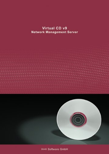 Virtual CD v9 Network Management Server - H+H Software GmbH