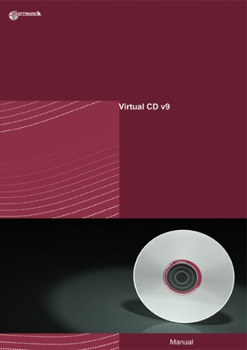 Virtual CD v9 - H+H Software GmbH