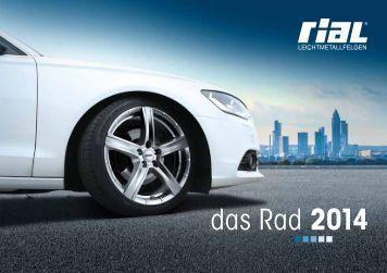 Rial 2012 - Reifen Top 4