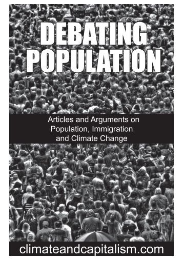 DEBATING POPULATION - Reading from the Left