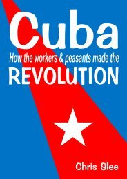 Cuba cover.cdr - Links International Journal of Socialist Renewal