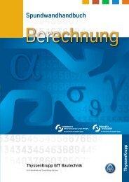 pdf (3.5 MB) - HSP Hoesch Spundwand und Profil GmbH