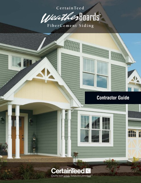 Contractor Guide - Cook County Lumber