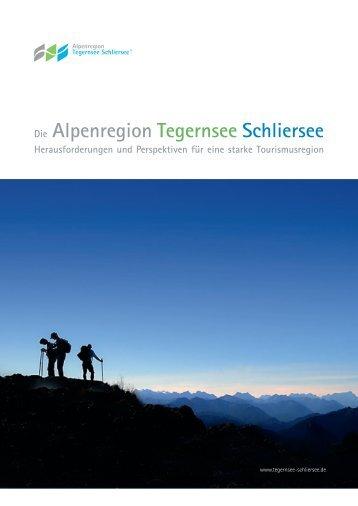 Die Alpenregion Tegernsee Schliersee