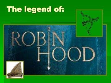 THE ROBIN HOOD LEGEND