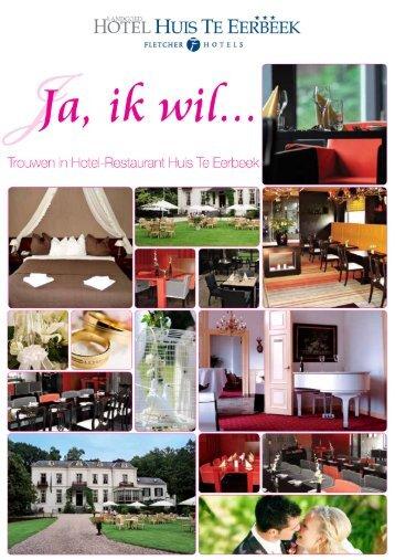 Ja, ik wil… - Fletcher Hotels