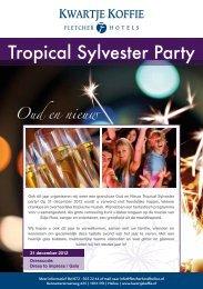 Tropical Sylvester Party