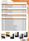 HOXTER-krbove-vlozky-cennik.pdf - dm studio sro - Page 7