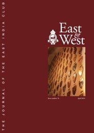 East & West - East India Club