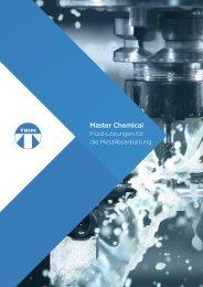 Master Chemical - Kühlschmierstoffe von Weltformat - www.graushaar.de