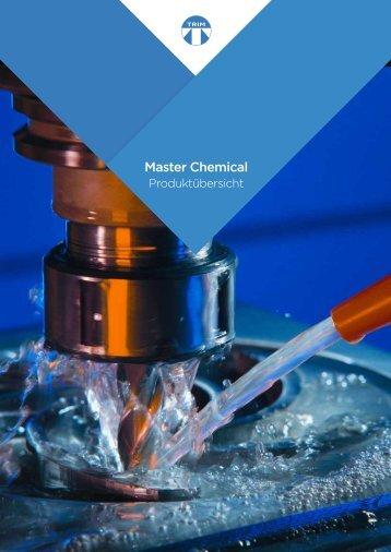 Master Chemical Kühlschmierstoffe - Produktübersicht - www.graushaar.de