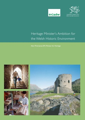Heritage Ambition - Institute of Historic Building Conservation