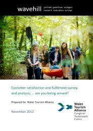 Customer satisfaction and fulfilment survey and analysis; … are you ...