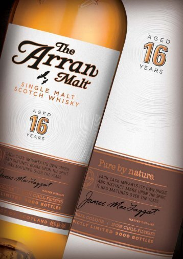 The Arran Malt 16 Years Old Sell-Sheet.pdf - Isle of Arran