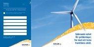 Folder Smart Grid Gotland nov. 2012 - GEAB