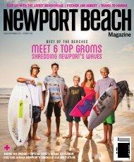 Newport Beach Magazine, August - September 2013 - Koa Kea Hotel