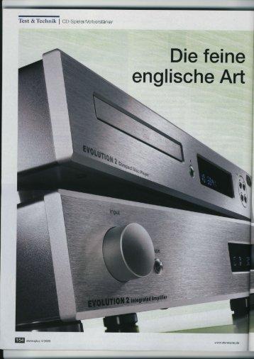 Die feine englische Art - Projekt Akustik