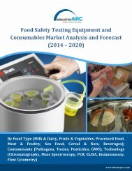 Food safety testing equipment