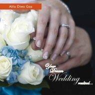 Download Wedding Brochure (PDF) - Alila Hotels and Resorts