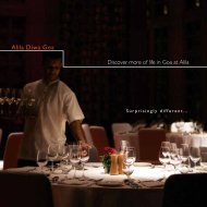 Discover more of life in Goa at Alila - Alila Hotels and Resorts