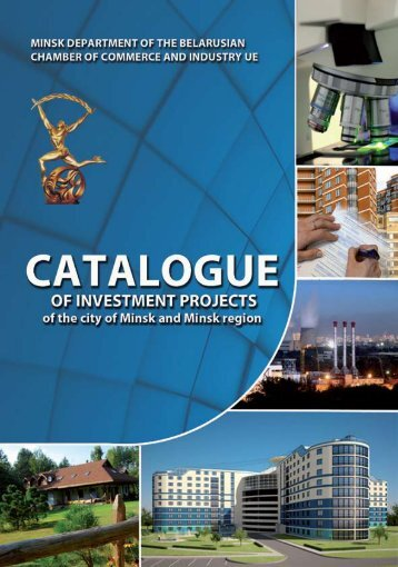 BUSYNESS CATALOGUE OF INVESTMENT PROJECTS (download)