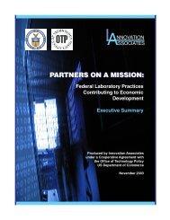 Executive Summary - Innovation Associates