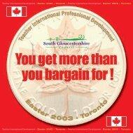 Canada Leaflet