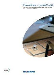 Nye gulvbokser.pdf - Schneider Electric