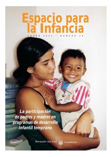 Los padres y el desarrollo infantil - Bernard van Leer Foundation