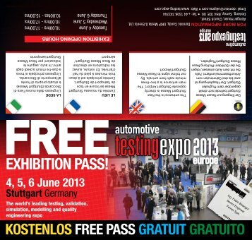 EXHIBITION PASS! - PrimeraLabel.eu