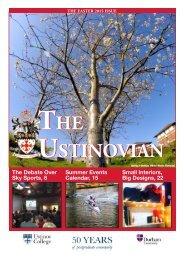 The Ustinovian