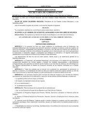 PODER EJECUTIVO SECRETARIA DE GOBERNACION - CONAVIM